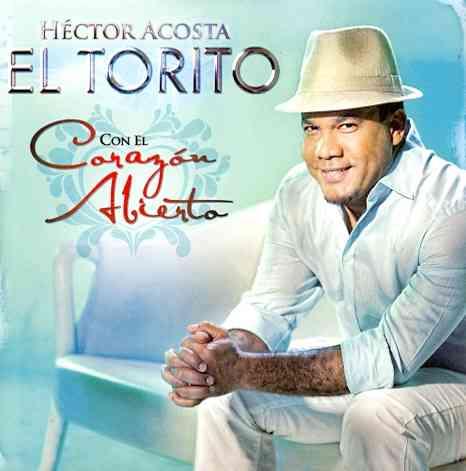 CON EL CORAZON ABIERTO BY ACOSTA,HECTOR 'EL T (CD)