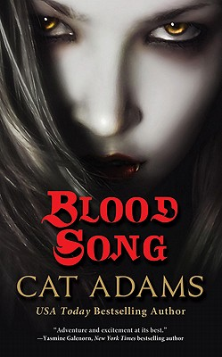 Blood Song By Adams, Cat